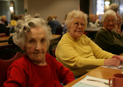 Social Nutrition and Meals on Wheels
